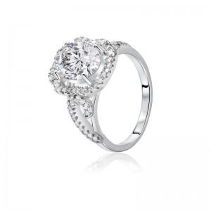 Nhẫn bạc Lucy