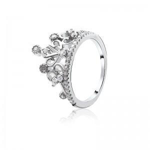 Nhẫn bạc Luna
