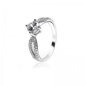 Nhẫn bạc Luxury