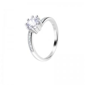 Nhẫn bạc Maera