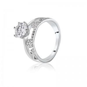 Nhẫn bạc Shin Angel