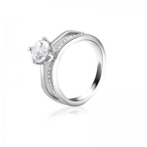 Nhẫn bạc Sunny