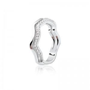 Nhẫn bạc Taylor Love