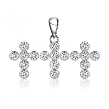 Bộ trang sức bạc Layla Cross