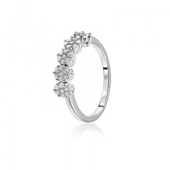 Nhẫn bạc Lavender