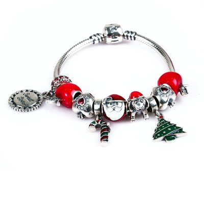 Lắc tay bạc Pandora Noel