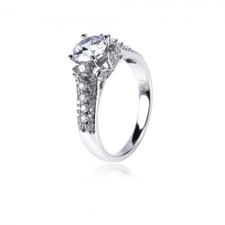 Nhẫn bạc Amoshi