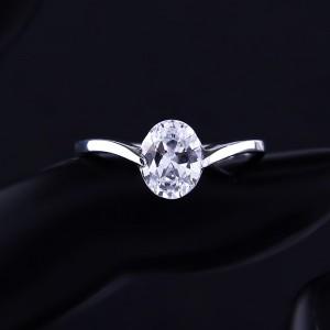 Nhẫn bạc Beatrix