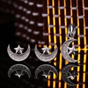 Bộ trang sức bạc Azure