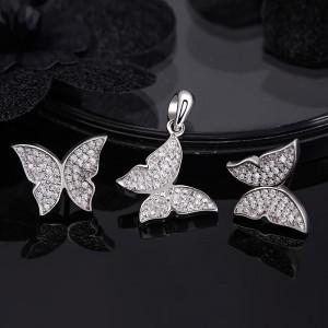 Bộ trang sức bạc Cher Butterfly