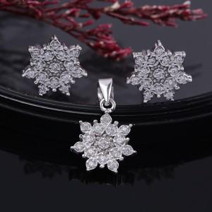 Bộ trang sức bạc Despal Love