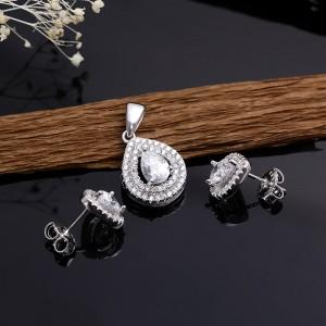 Bộ trang sức bạc Louisa Like