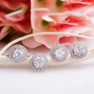 Bộ trang sức bạc Reson Love