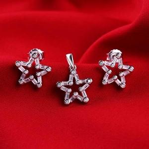 Bộ trang sức bạc Special Star