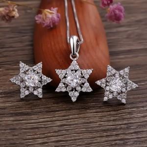 Bộ trang sức bạc Vivian Love