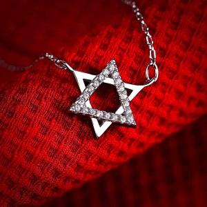 Dây chuyền bạc Laelia Stars