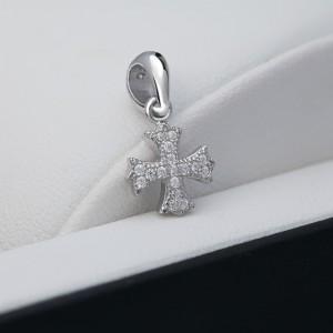 Mặt dây chuyền bạc Cross Like