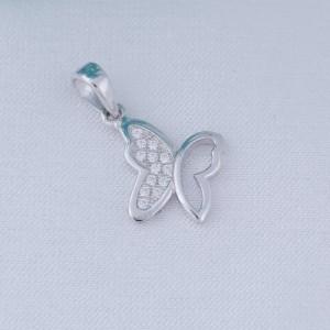 Mặt dây chuyền bạc Mina Butterfly