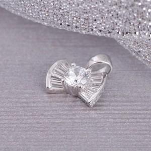 Mặt dây chuyền bạc Pretty Bow