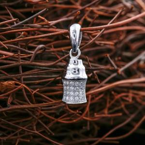 Mặt dây chuyền bạc Savannah