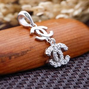 Mặt dây chuyền bạc Shena Chanel