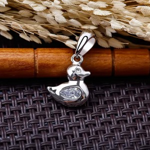 Mặt dây chuyền bạc The Little Duck