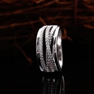 Nhẫn bạc Cleopatra