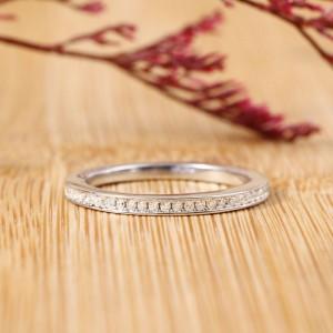Nhẫn bạc Akashi Love