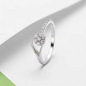 Nhẫn bạc Aloha Sweet