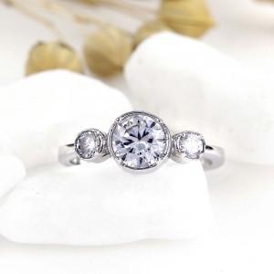 Nhẫn bạc Be Lovely