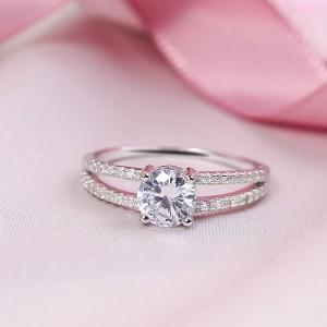 Nhẫn bạc Candy Love