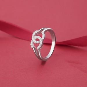Nhẫn bạc Perfect