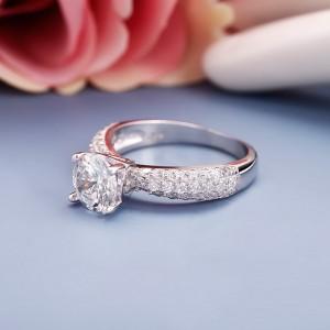 Nhẫn bạc Cherry Love