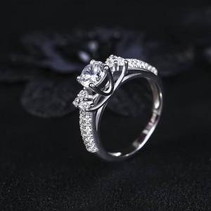 Nhẫn bạc Classic Style
