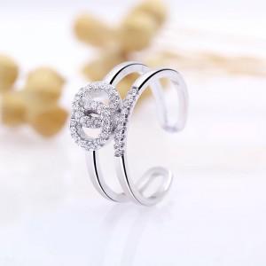Nhẫn bạc Emilia Sweet