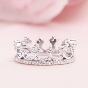Nhẫn bạc Erica Love