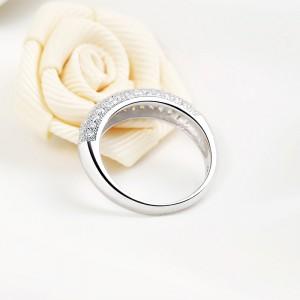 Nhẫn bạc Fancy Love