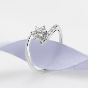 Nhẫn bạc Girly