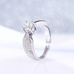 Nhẫn bạc Harold