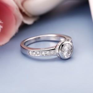 Nhẫn bạc Homely