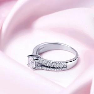 Nhẫn bạc Jessi Beauty