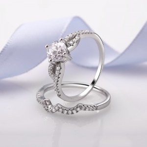 Nhẫn bạc Just Love