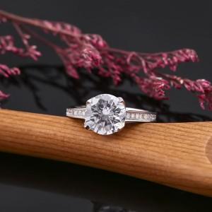 Nhẫn bạc Karishma
