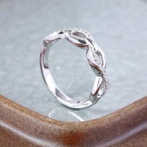 Nhẫn bạc Lana