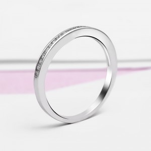 Nhẫn bạc Linsay Love