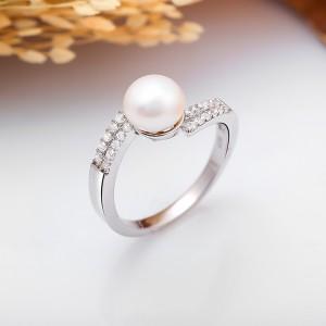 Nhẫn bạc Miss A