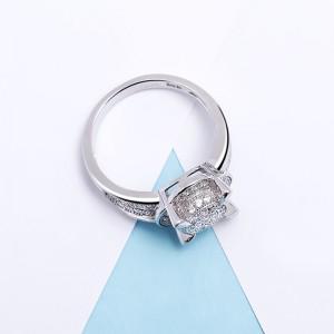 Nhẫn bạc Pretty Girl