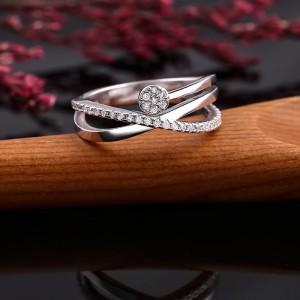 Nhẫn bạc Pretty