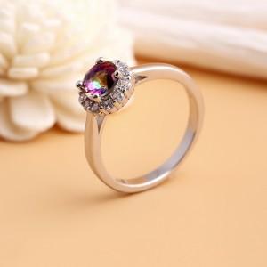 Nhẫn bạc Selina