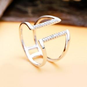 Nhẫn bạc Subin Love